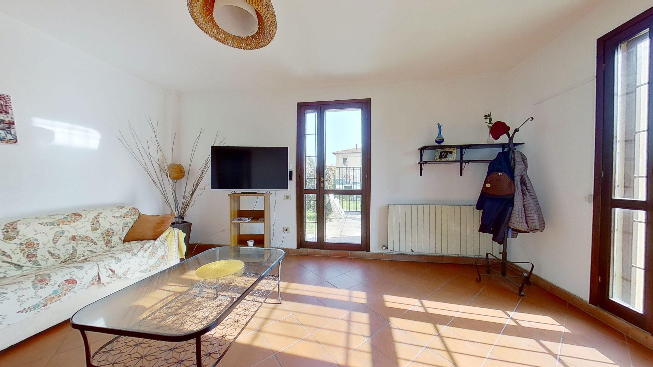 Appartamento indipendente con giardino in vendita a Barbaricina
