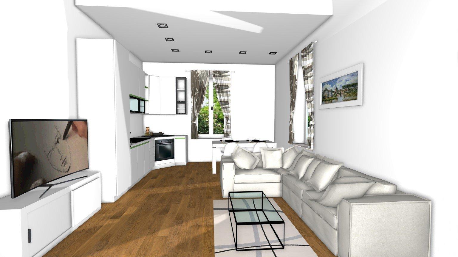 Appartamento ristrutturato in Palazzotto Liberty – Avane