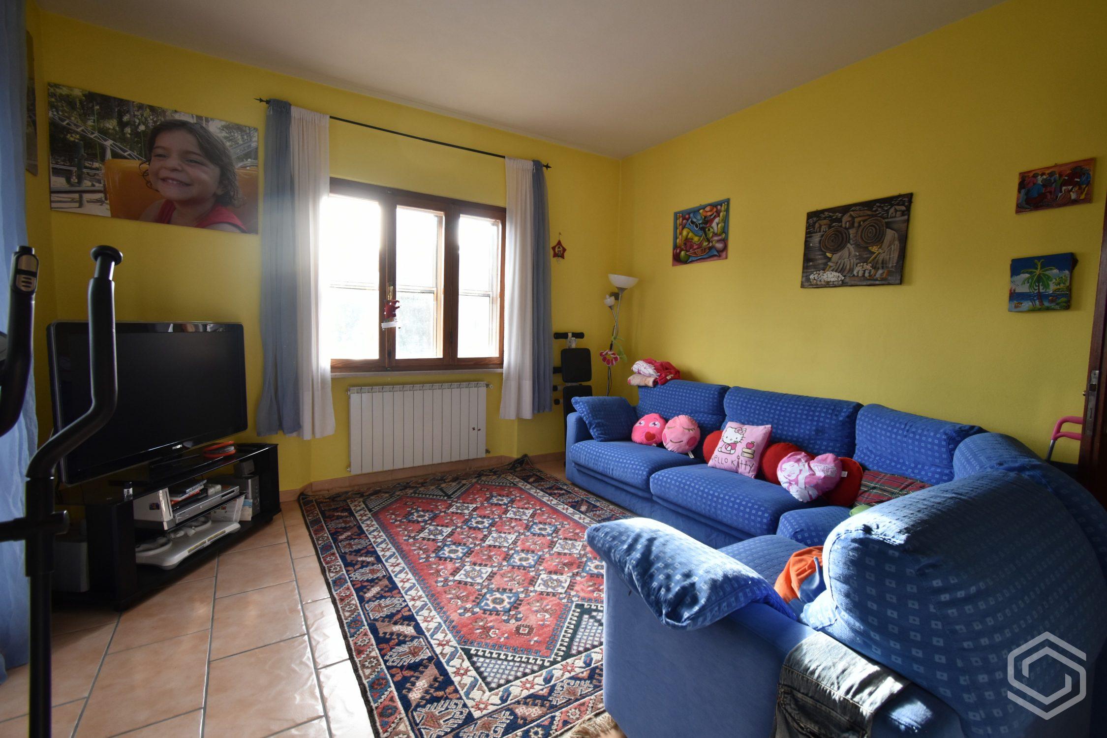 Appartamento con ingresso indipendente – Pontasserchio