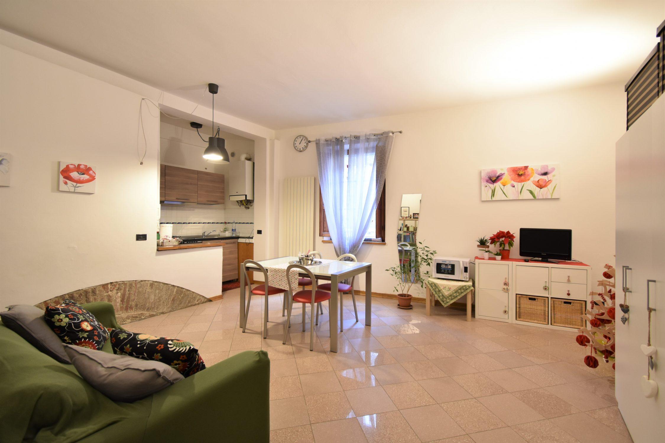 Appartamento semi indipendente locato per investimento – San Francesco, centro storico, Pisa