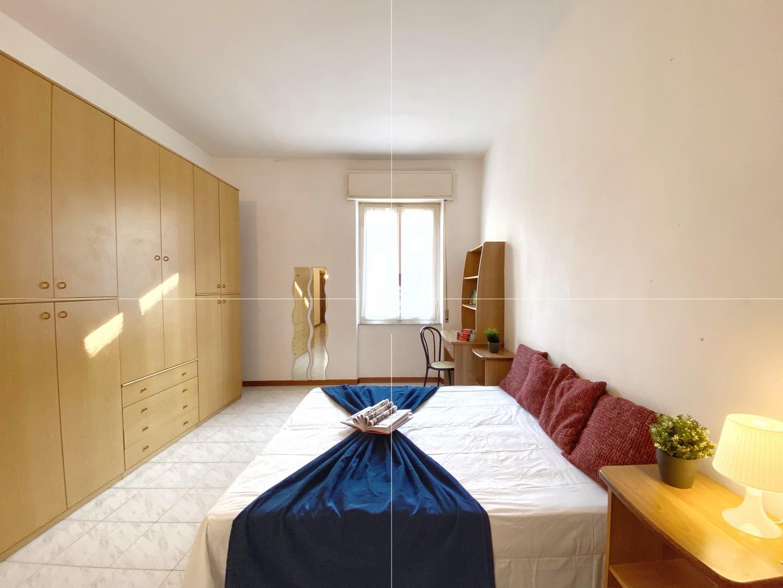Appartamento in vendita in corte privata con balconi