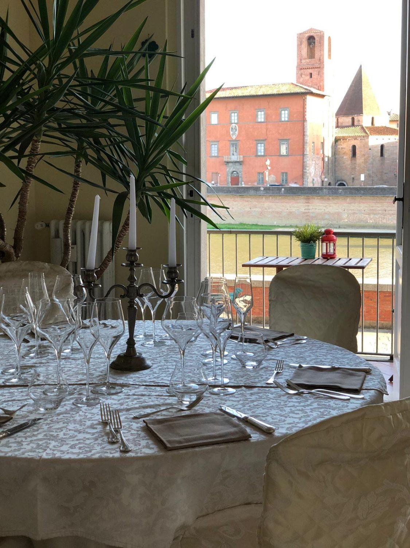 Lungarno – Appartamento – Pisa