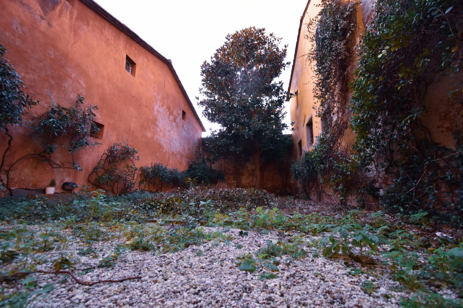 Appartamento con giardino in Via Santa Maria