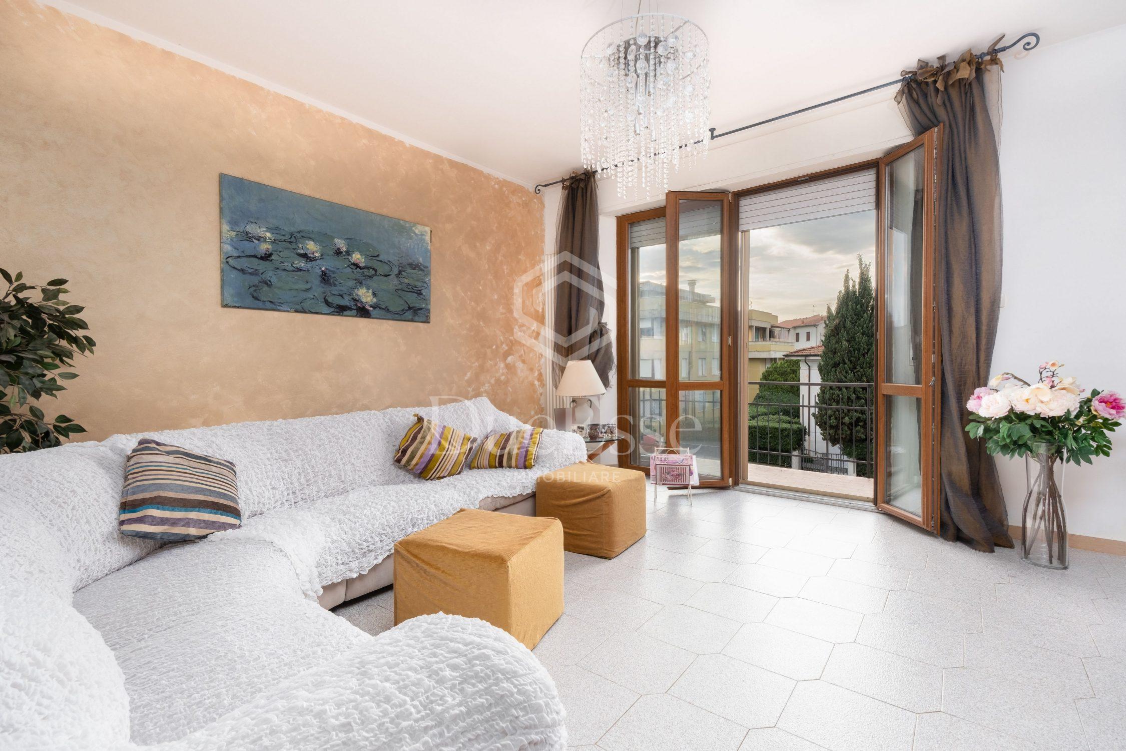 Appartamento in vendita a Porta a Lucca – La casa dei colori
