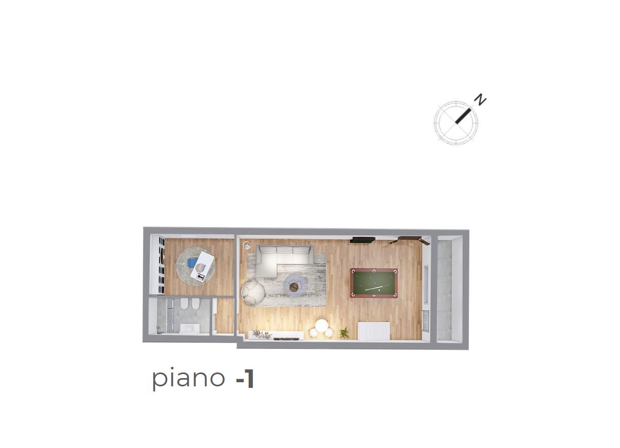 Piano taverna
